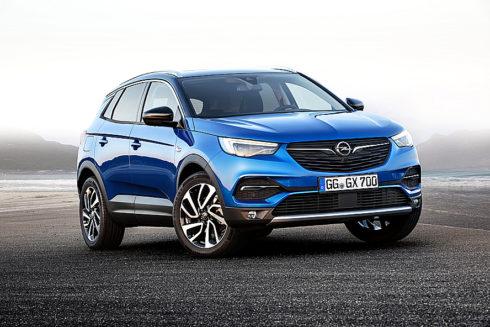 Autoperiskop.cz  – Výjimečný pohled na auta - Nový Opel Grandland X bude mít světovou premiéru na 67. mezinárodním autosalonu IAA ve Frankfurtu nad Mohanem (dny pro veřejnost: 14. – 24. září)