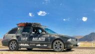 Autoperiskop.cz  – Výjimečný pohled na auta - Dvacetileté auto z Áček pokořilo 14 tisíc kilometrů a dojelo do mongolského Ulánbátaru