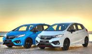 Autoperiskop.cz  – Výjimečný pohled na auta - Honda představuje novou verzi Dynamic modelu Jazz Supermini s novým motorem a se sportovněji stylizovanou karoserií