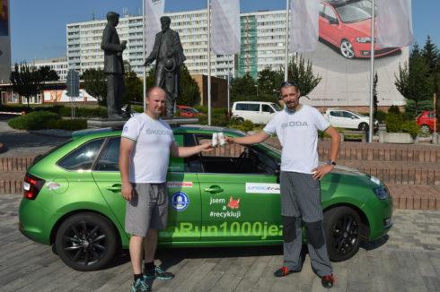 Autoperiskop.cz  – Výjimečný pohled na auta - ECORUN 1000 JEZER – Tomíšek s Kazdou stanovili nový rekord