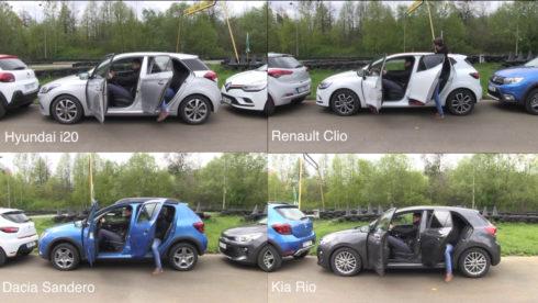 Autoperiskop.cz  – Výjimečný pohled na auta - Je Škoda Fabia nejlepší? Největší porovnávací test v ČR