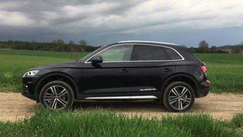 Autoperiskop.cz  – Výjimečný pohled na auta - TEST: Audi Q5 2.0 TDI QUATTRO 2017