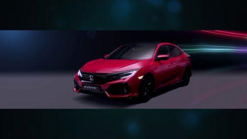 Autoperiskop.cz  – Výjimečný pohled na auta - TEST: Honda Civic 4D 1.0 turbo 2017