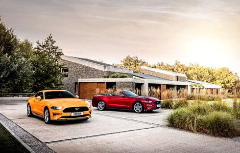 Autoperiskop.cz  – Výjimečný pohled na auta - Nový Ford Mustang, EcoSport a Tourneo Custom vévodí rozsáhlé expozici značky Ford na autosalonu ve Frankfurtu (12. – 20.září 2017)