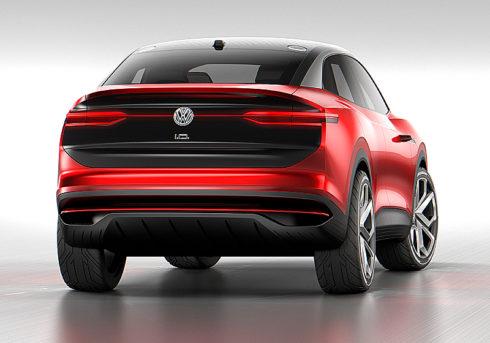 Autoperiskop.cz  – Výjimečný pohled na auta - Vizionářský koncept nového vozidla s elektrickým pohonem Volkswagen I.D. Crozz II pojede na koncepčních pneumatikách od výrobce Hankook