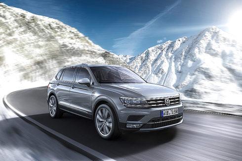 Autoperiskop.cz  – Výjimečný pohled na auta - Zákazníci již mohou u českých prodejců značky Volkswagen objednávat nový Tiguan Allspace, prodlouženou verzi úspěšného bestselleru SUV
