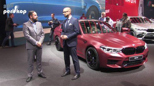 Autoperiskop.cz  – Výjimečný pohled na auta - VIDEO – BMW X7 Concept, BMW i vision dynamics, BMW M5, BMW i3, MINI Countryman hybrid – Frankfurt 2017