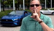 Autoperiskop.cz  – Výjimečný pohled na auta - Nový Ford Mustang je dobrý soused!