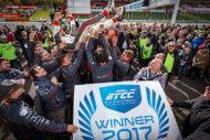 Autoperiskop.cz  – Výjimečný pohled na auta - Napínavé finále ETCC na Autodromu Most rozhodnuto: Petr Fulín se závodním vozem SEAT Leon Cup Racer mistrem ETCC 2017