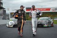 Autoperiskop.cz  – Výjimečný pohled na auta - Víkendové finále ETCC na závodním okruhu v Mostě: Fulín vs Fulín se závodními vozy SEAT Leon Cup Racer
