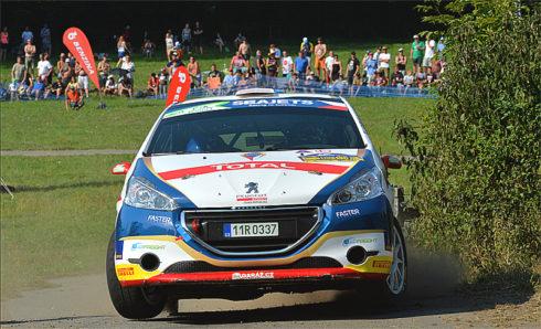 Autoperiskop.cz  – Výjimečný pohled na auta - Mostecký polygon se o posledním říjnovém víkendu stane dějištěm finálového kola soutěže Autoklub Peugeot Rally Talent 2018