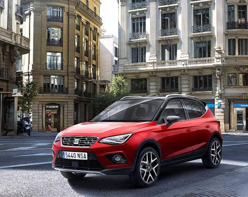 Autoperiskop.cz  – Výjimečný pohled na auta - SEAT pokračuje v ofenzivě SUV: nový SEAT Arona je nejlepší volbou ve své kategorii