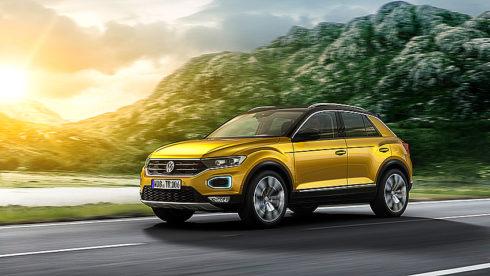 Autoperiskop.cz  – Výjimečný pohled na auta - Volkswagen včera zahájil na českém trhu předprodej nového crossoveru T-Roc