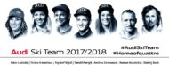 Autoperiskop.cz  – Výjimečný pohled na auta - Audi Ski Team připraven na olympijskou sezónu 2017/2018