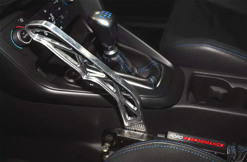 Autoperiskop.cz  – Výjimečný pohled na auta - Ford představil elektronickou ruční brzdu, inspirovanou světem automobilových soutěží