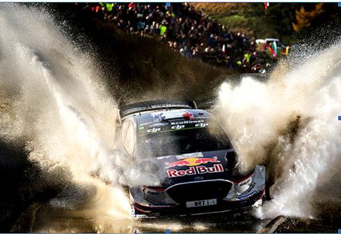 Autoperiskop.cz  – Výjimečný pohled na auta - Sébastien Ogier vybojoval o víkendu s Fordem Fiesta WRC titul mistra světa v automobilových soutěžích