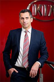 Autoperiskop.cz  – Výjimečný pohled na auta - Společnost KIA MOTORS CZECH jmenovala s účinností od 6. listopadu do funkce Sales General Managera pana Marka Rottera (43)