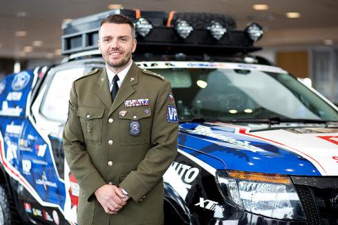 Autoperiskop.cz  – Výjimečný pohled na auta - Závodník Lukáš Kvapil se po roce vrátí opět na start legendární Rallye Dakar