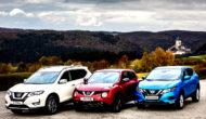 Autoperiskop.cz  – Výjimečný pohled na auta - Nissan přichází s akční modelovou řadou CZECH LINE: nabídka zahrnuje atraktivní ceny  crossoveru Nissan Juke, Qashqai a X-Trail