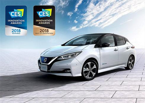 Autoperiskop.cz  – Výjimečný pohled na auta - Nový Nissan LEAF získal první mezinárodní cenu