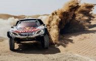 """Autoperiskop.cz  – Výjimečný pohled na auta - Tým Peugeot Total dokončil poslední přípravný test, """"Dream team"""" a je připraven na Dakar 2018"""