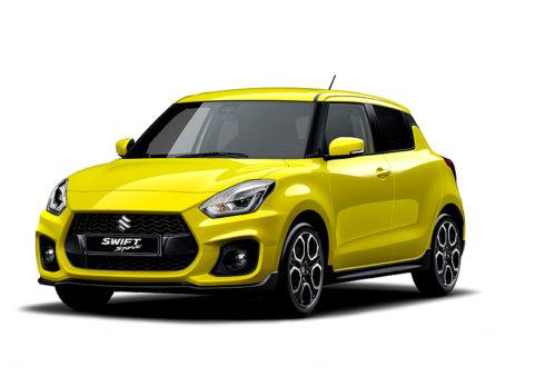 Autoperiskop.cz  – Výjimečný pohled na auta - Nová generace Suzuki Swift získala titul Japonské auto roku 2018