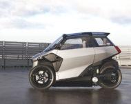 Autoperiskop.cz  – Výjimečný pohled na auta - Skupina  přichází v rámci evropského konsorcia EU-LIVE s lehkým elektromobilem