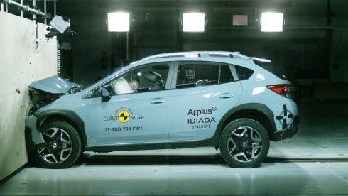 Autoperiskop.cz  – Výjimečný pohled na auta - Modely Subaru XV a Subaru Impreza zazářily v testech Euro NCAP