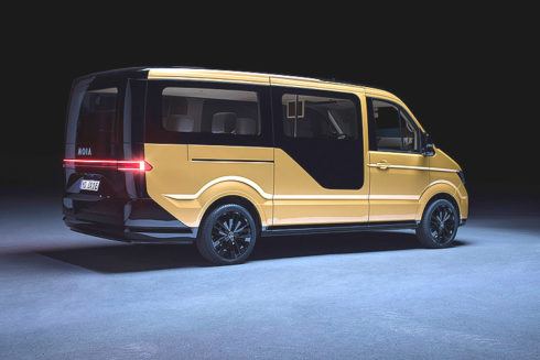 Autoperiskop.cz  – Výjimečný pohled na auta - MOIA, nově založená společnost koncernu Volkswagen pro oblast mobility, představuje pouhý rok po svém vzniku komplexní koncept spolujízdy