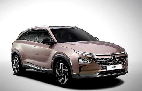 Autoperiskop.cz  – Výjimečný pohled na auta - Hyundai představí nový vůz s vodíkovým pohonem