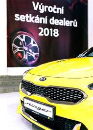 Autoperiskop.cz  – Výjimečný pohled na auta - Společnost KIA MOTORS CZECH ocenila ve středu 17. ledna své nejlepší dealery za rok 2017