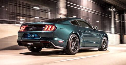 Autoperiskop.cz  – Výjimečný pohled na auta - Společnost Ford Motor Company představuje na autosalonu 2018 North American International Auto Show (NAIAS) v Detroitu třetí generaci limitované série Mustangu Bullitt™*