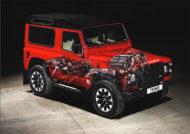 Autoperiskop.cz  – Výjimečný pohled na auta - Značka Land Rover uvedla limitovanou edici 150 kusů vysoce výkonné verze ikonického Defenderu