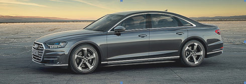 Autoperiskop.cz  – Výjimečný pohled na auta - Pravidla a konvence patří minulosti: Čtvrtá generace Audi A8 změní váš pohled na luxusní cestování . Předprodej byl již zahájen!