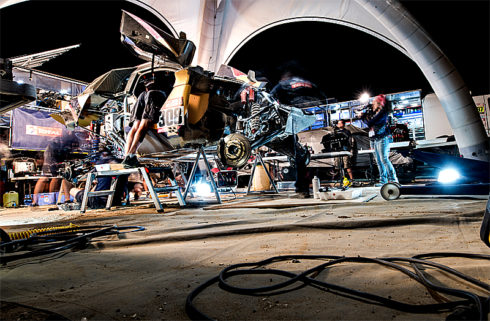 Autoperiskop.cz  – Výjimečný pohled na auta - 5. ETAPA SAN JUAN DE MARCONA – AREQUIPA
