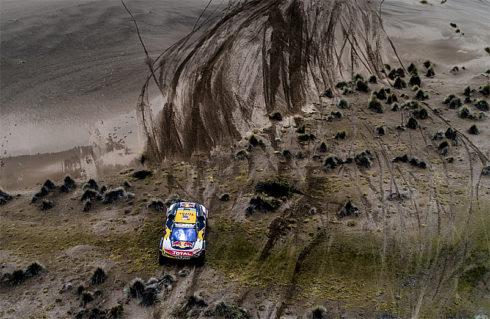 Autoperiskop.cz  – Výjimečný pohled na auta - 7. ETAPA LA PAZ – UYUNI: Sainz na Peugeotu 3008DKR Maxi vítězí v etapě do Uyuni a přebírá vedení Dakaru