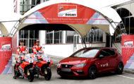 Autoperiskop.cz  – Výjimečný pohled na auta - SEAT Leon CUPRA bude znovu oficiálním vozem týmu Ducati, který byl včera představen v Boloni