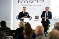 Autoperiskop.cz  – Výjimečný pohled na auta - Porsche Česká republika uzavírá další rekordní rok