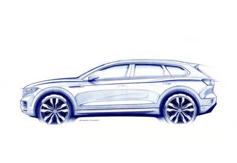 Autoperiskop.cz  – Výjimečný pohled na auta - Nový Volkswagen Touareg opět v čele