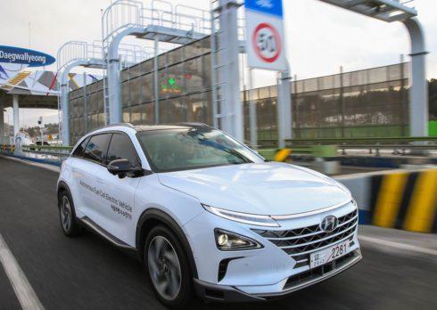 Autoperiskop.cz  – Výjimečný pohled na auta - Hyundai první na světě s autonomními vozy na elektrický pohon