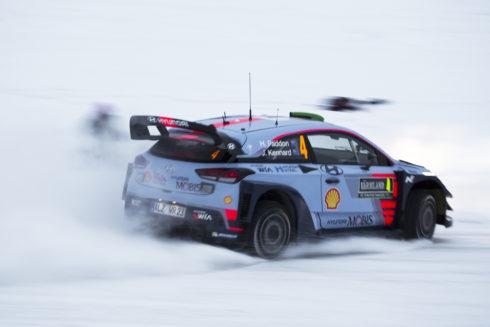 Autoperiskop.cz  – Výjimečný pohled na auta - Hyundai Motorsport chystá razantní útok na Rallye Švédsko