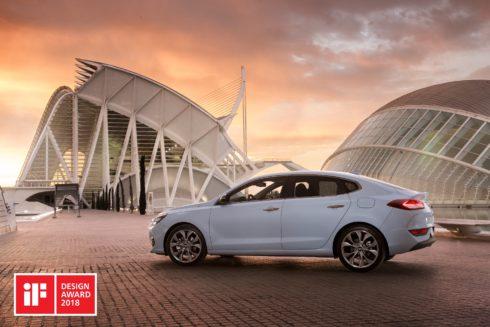 Autoperiskop.cz  – Výjimečný pohled na auta - Hyundai Kona a i30 Fastback získaly prestižní ocenění iF Design Award