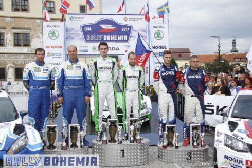 Autoperiskop.cz  – Výjimečný pohled na auta - Rally Bohemia letos s řadou novinek