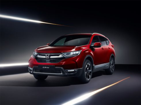 Autoperiskop.cz  – Výjimečný pohled na auta - Společnost Honda představí na ženevském autosalonu zcela nový model CR-V