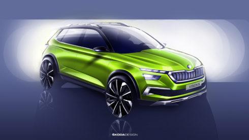 Autoperiskop.cz  – Výjimečný pohled na auta - ŠKODA na autosalonu v Ženevě 2018: Nové modely a pohled do budoucnosti