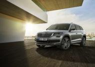 Autoperiskop.cz  – Výjimečný pohled na auta - ŠKODA KODIAQ L&K: Vrcholná verze velkého SUV bude mít světovou premiéru v Ženevě