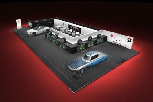 Autoperiskop.cz  – Výjimečný pohled na auta - Bridgestone na Ženevském autosalonu 2018