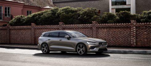 Autoperiskop.cz  – Výjimečný pohled na auta - Automobilka Volvo představuje nové všestranně talentované rodinné kombi Volvo V60