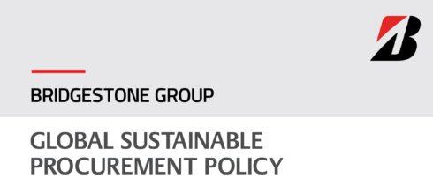 Autoperiskop.cz  – Výjimečný pohled na auta - Bridgestone zvyšuje požadavky na trvale udržitelné zásobování  a zavádí nová pravidla pro dodavatele a partnery