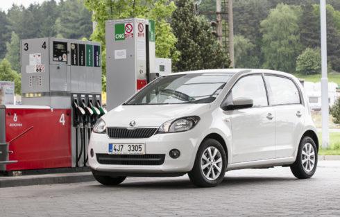 Autoperiskop.cz  – Výjimečný pohled na auta - Zájem o zemní plyn do aut roste. Jeho prodej se loni zvýšil téměř o 14 %